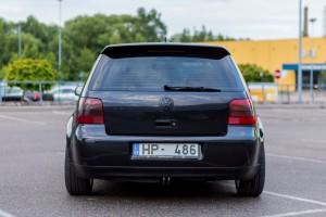 VW Volkswagen Golf 4 aizmugure Kristaps Mozgirs auto foto Autolevi auto noma