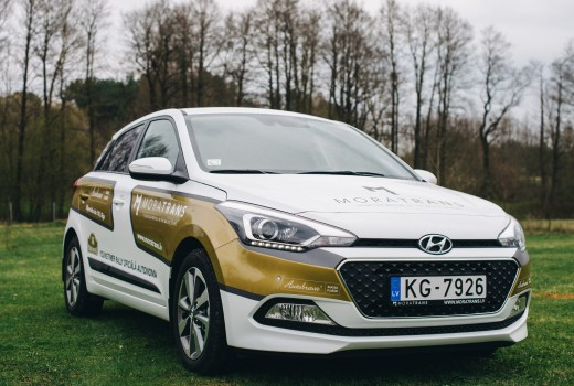 Hyundai i20 2016 auto noma Autolevi