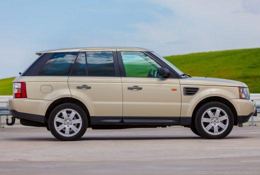 Land Rover Range Rover Sport 2009 Autolevi auto noma