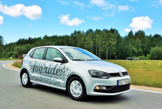 Autolevi savstarpējā auto noma Volkswagen Polo 2016