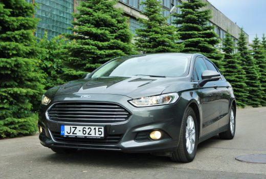 Autolevi savstarpējā auto noma Ford Mondeo 2016