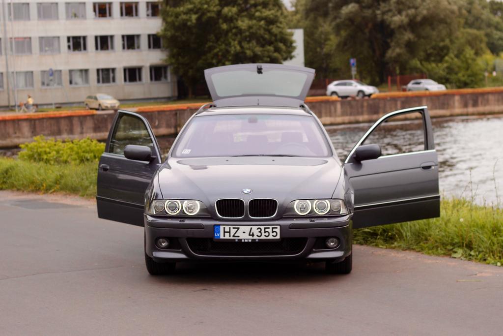 BMW 530 1999 Autolevi savstarpējā auto noma Raivis Raspopovs