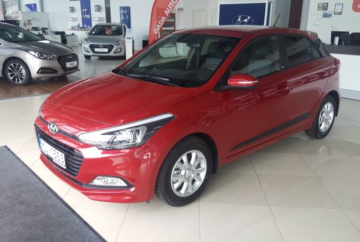 Autolevi savstarpējā auto noma Hyundai i20 2016