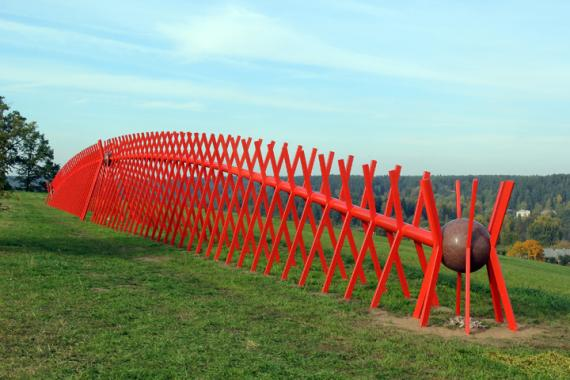 Saules ceļš Pedvālē. http://www.pedvale.lv/gallery/gallery.php?gallery_id=408&image_id=7486